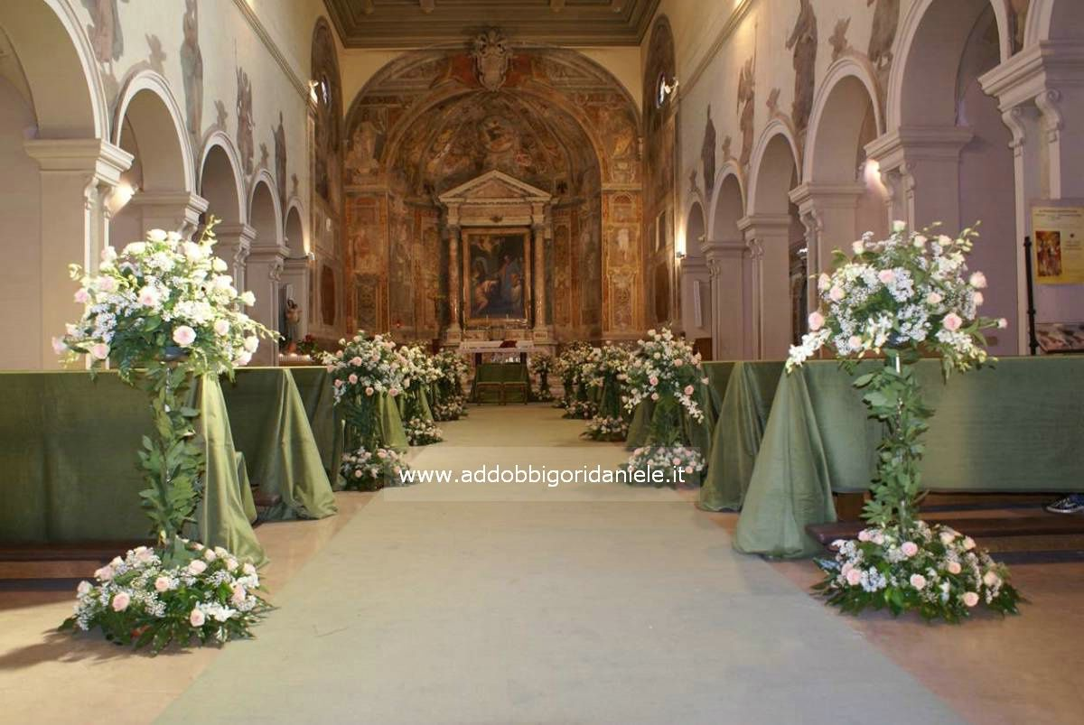 Drappi A Roma Addobbi Floreali Per Chiesa Fiori Per Matrimonio Bouquet Sposa Fioristi Roma Fiori Per Matrimoni Matrimonio Fioristi