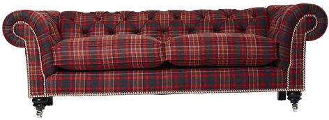 Tartan Chesterfield Sofa Steve Silver Leather Reviews Love The Priced From 1 882 Cool