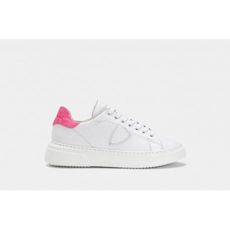 Semelle Compensée Philippe Arrière Model RoseShoes Sneaker Temple 0wOnm8PvNy