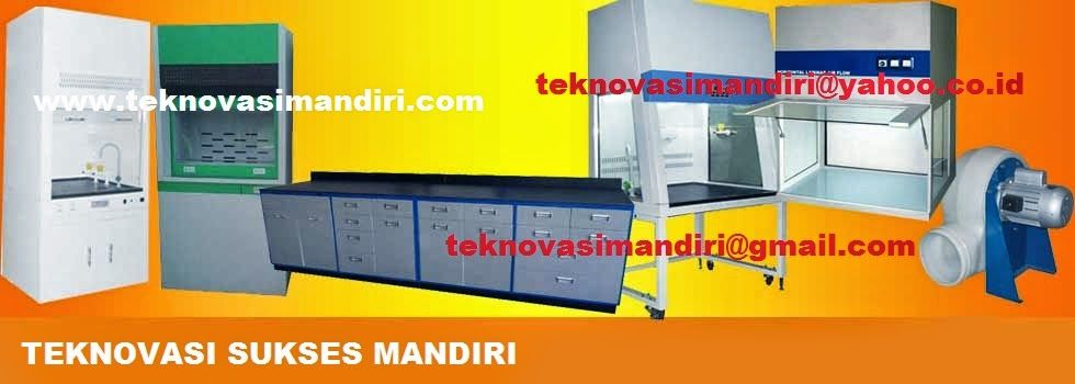 Furniture laboratorium lemari asam laminar air flow