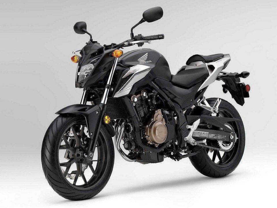 [EICMA 2015] Honda nâng cấp CB500F 2016 với thiết kế mới