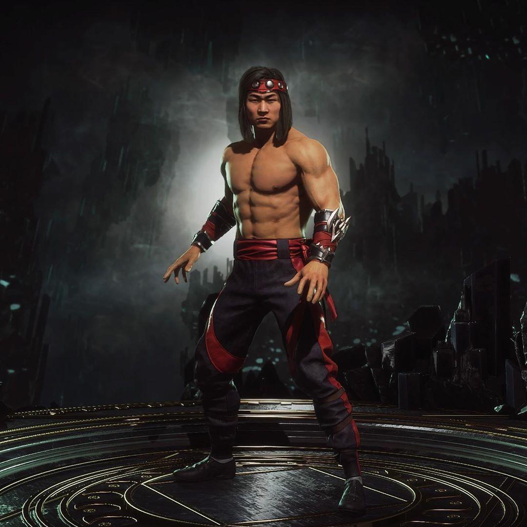 Mortal Kombat Kitana Sfm