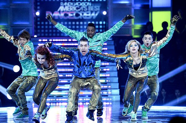 The I AM Me Dance Crew Giving Their Best Americas