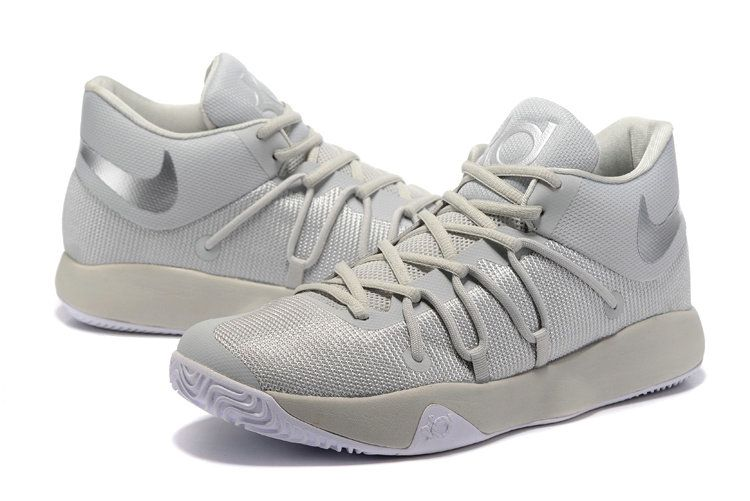 check out a50fb 63823 KD Trey 6 EP 2018 Wolf Grey Metallic Silver | shoes 2018 | Kevin ...