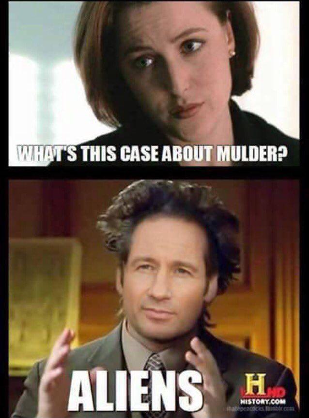 X Files Ancient Aliens Ancientaliens X Files Xfiles Mulder Scully X Files Funny X Files Funny Pictures