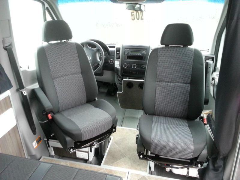 Base Pour Sieges Pivotant Pour Gmc Savana Chevrolet Express Mercedes Sprinter Ram Promaster Marche Pied Safari Condo Camper Interieur Camping Car
