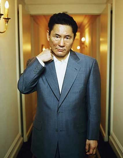Switchblade Comb | » Takeshi Kitano Probably Making Yakuza Trilogy