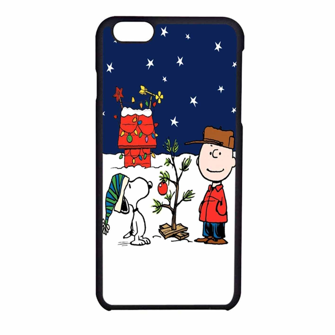 A Charlie Brown Christmas 2 iphone case