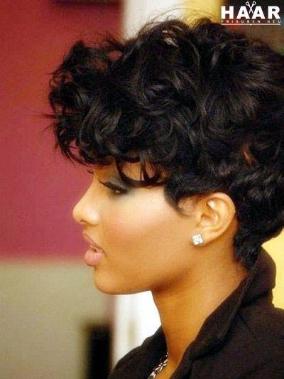 Lockige frisuren fur kurze haare