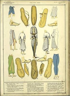 Picture of Egyptian Clothing for Women | Egipat | Ancient egyptian