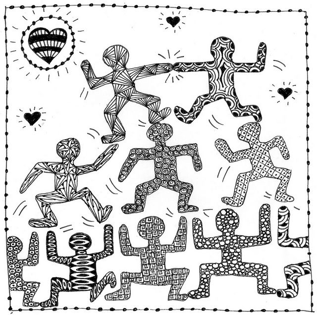Más tamaños | i love Keith Haring ! | Flickr: ¡Intercambio de fotos!