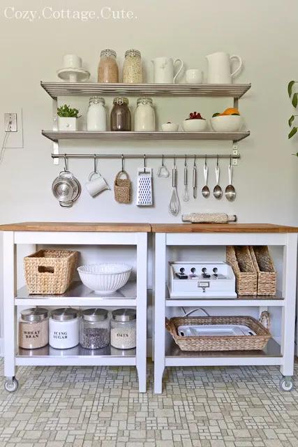 10 Ingenious IKEA Hacks For the Kitchen