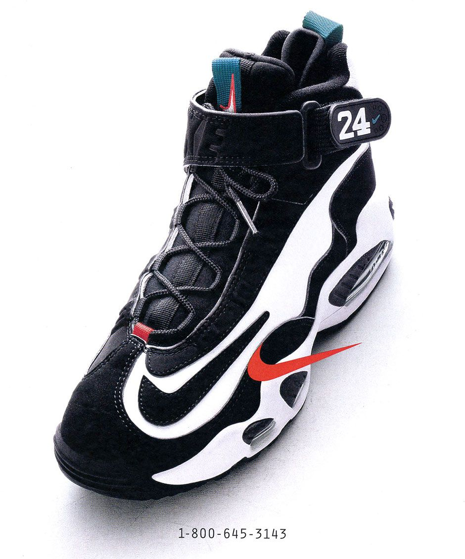 Flashback to '96: Nike Air Griffey Max