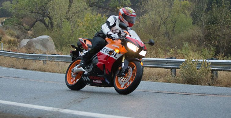 2013 CBR600RR Overview - Honda Powersports