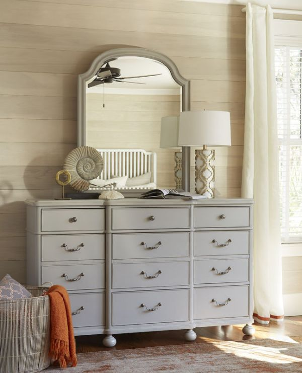 Paula Deen Dogwood Cobblestone Dresser  Woodstock Furniture Outlet