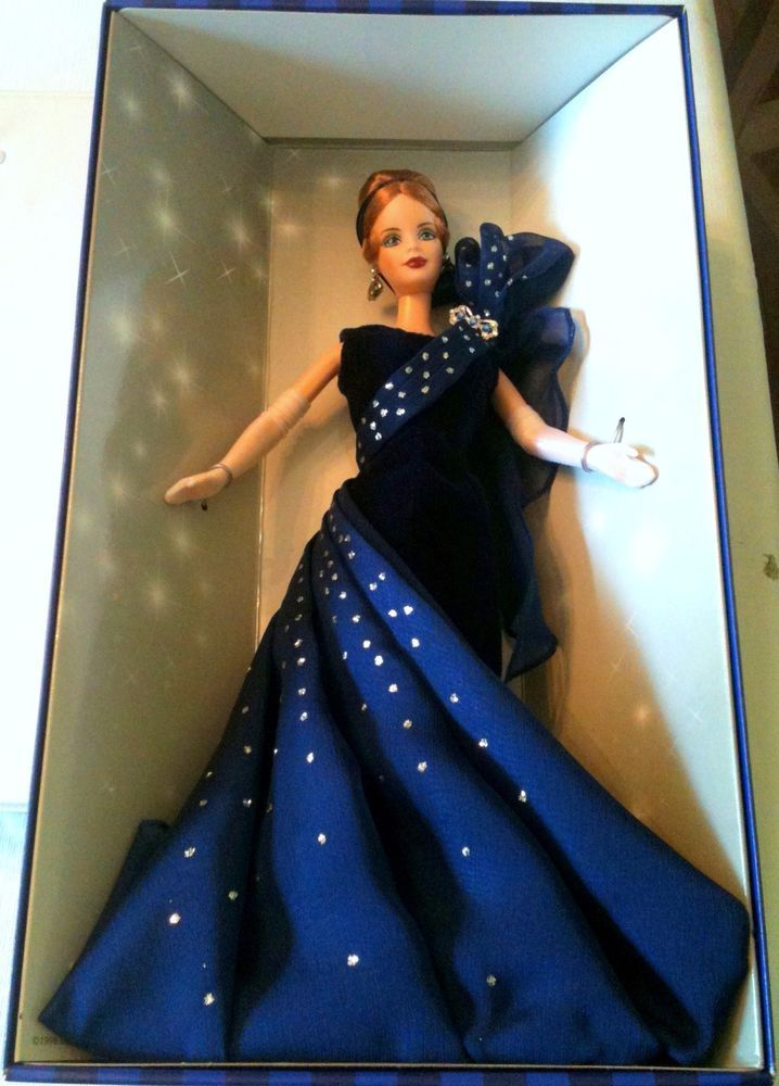 1998 Embassy Waltz Fashion Doll Official Barbie Collector's Club #Mattel