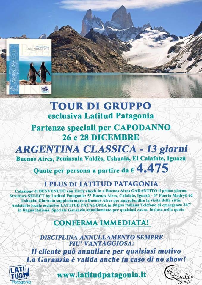 TOUR DI GRUPPO CAPODANNO