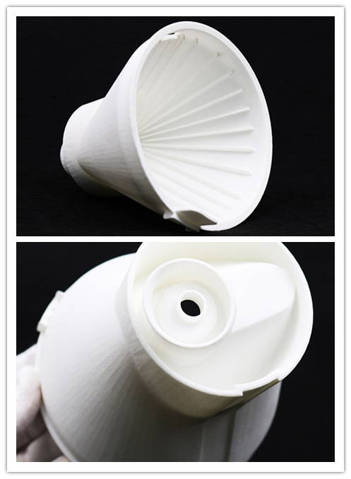 The Parts Pictured Bellow Are Made Of A Thermoplastic Powder Pa Gf Poly Amide And Glass Filler The Sls Technology Allo Rapid Prototyping Polymer Cnc Machine