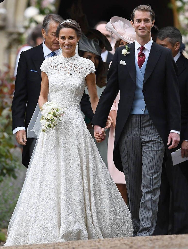 Wedding Dresses Pippa Middleton Style