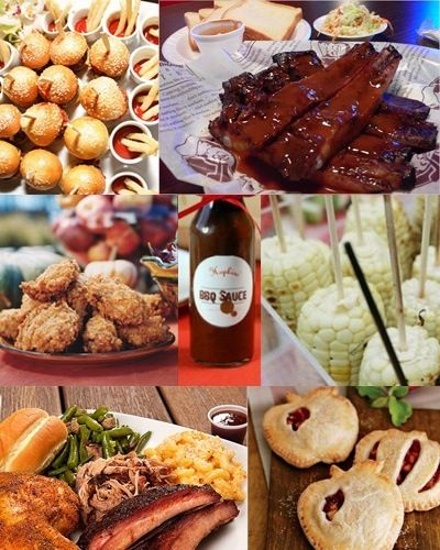 Southern Wedding Food Menus: Wedding Wedding Food Country Wedding Fun