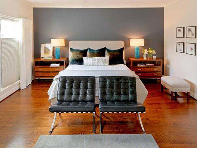 29 Fotos E Ideas Para Pintar Una Habitacion En Dos Colores Pintar Habitacion Decorar Dormitorios Dormitorios