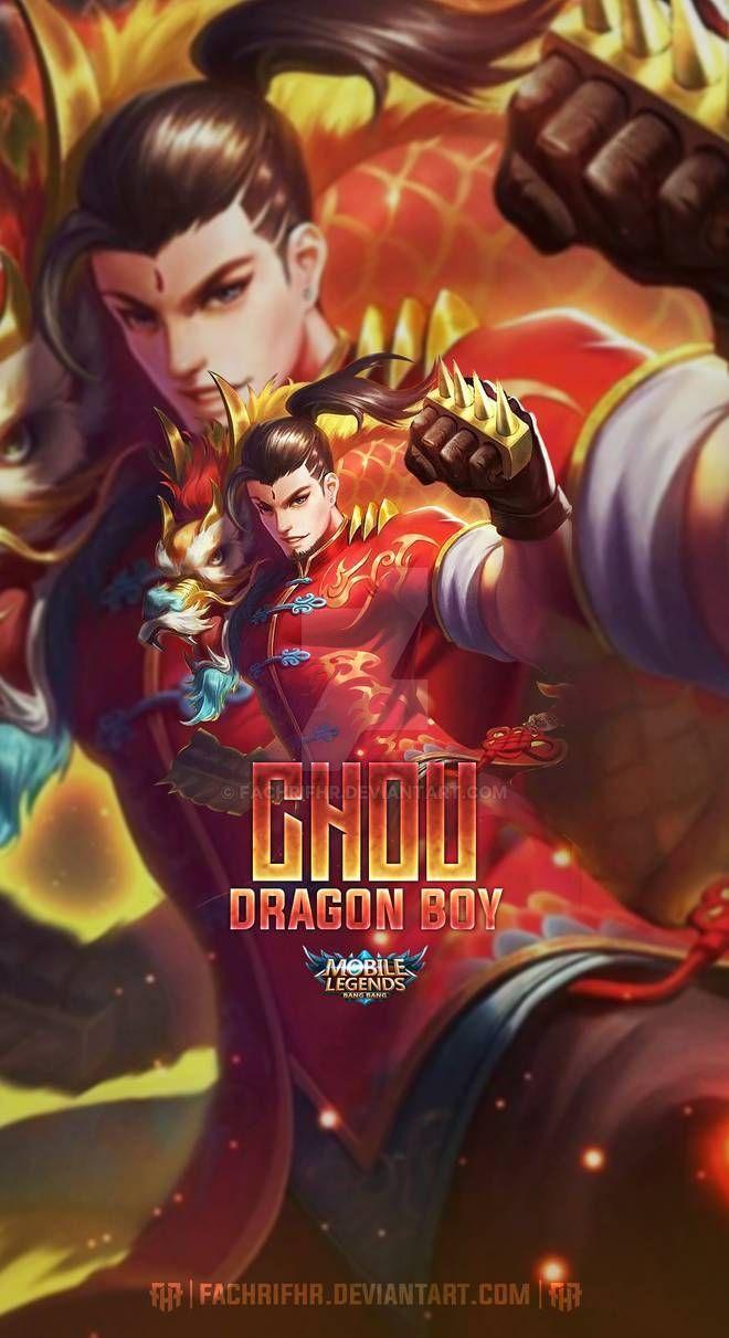 Chou Dragon Boy by FachriFHR on DeviantArt