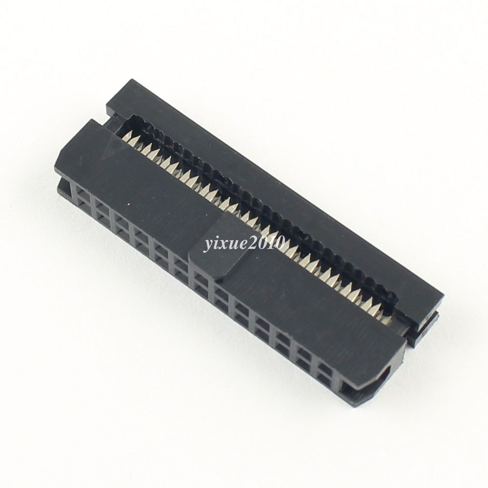 20pcs 2mm 2 0mm Pitch 2x13 Pin 26 Pin Idc Female Header Fc