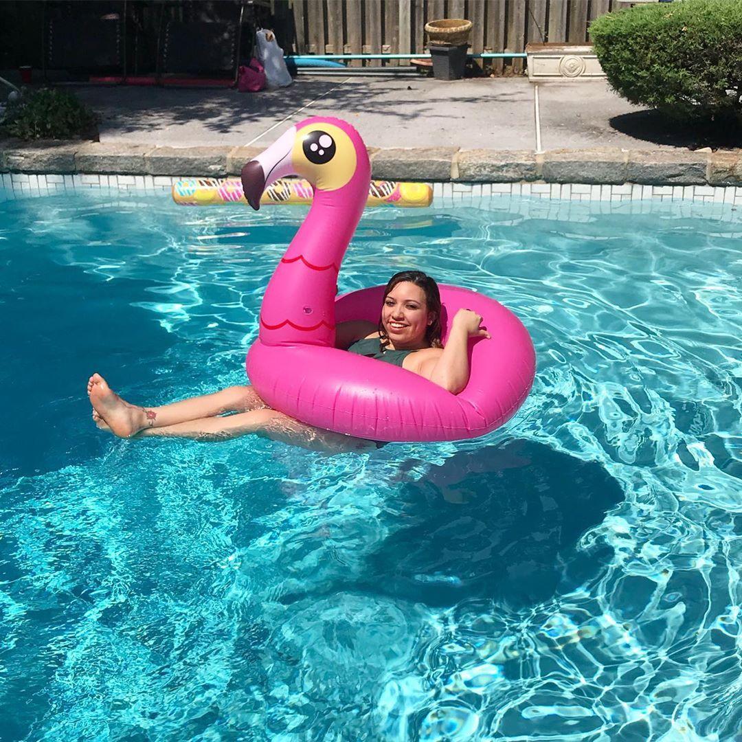 Nothing Says Summer Quite Like Our Annual Pool Party Healthcare Recruitment Newgrad Nursing Jobalert Motivation Jo Work Family Pool Pool Float