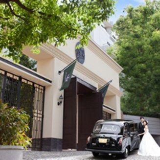 みなとみらいを望む、緑豊かな「本物の迎賓館」