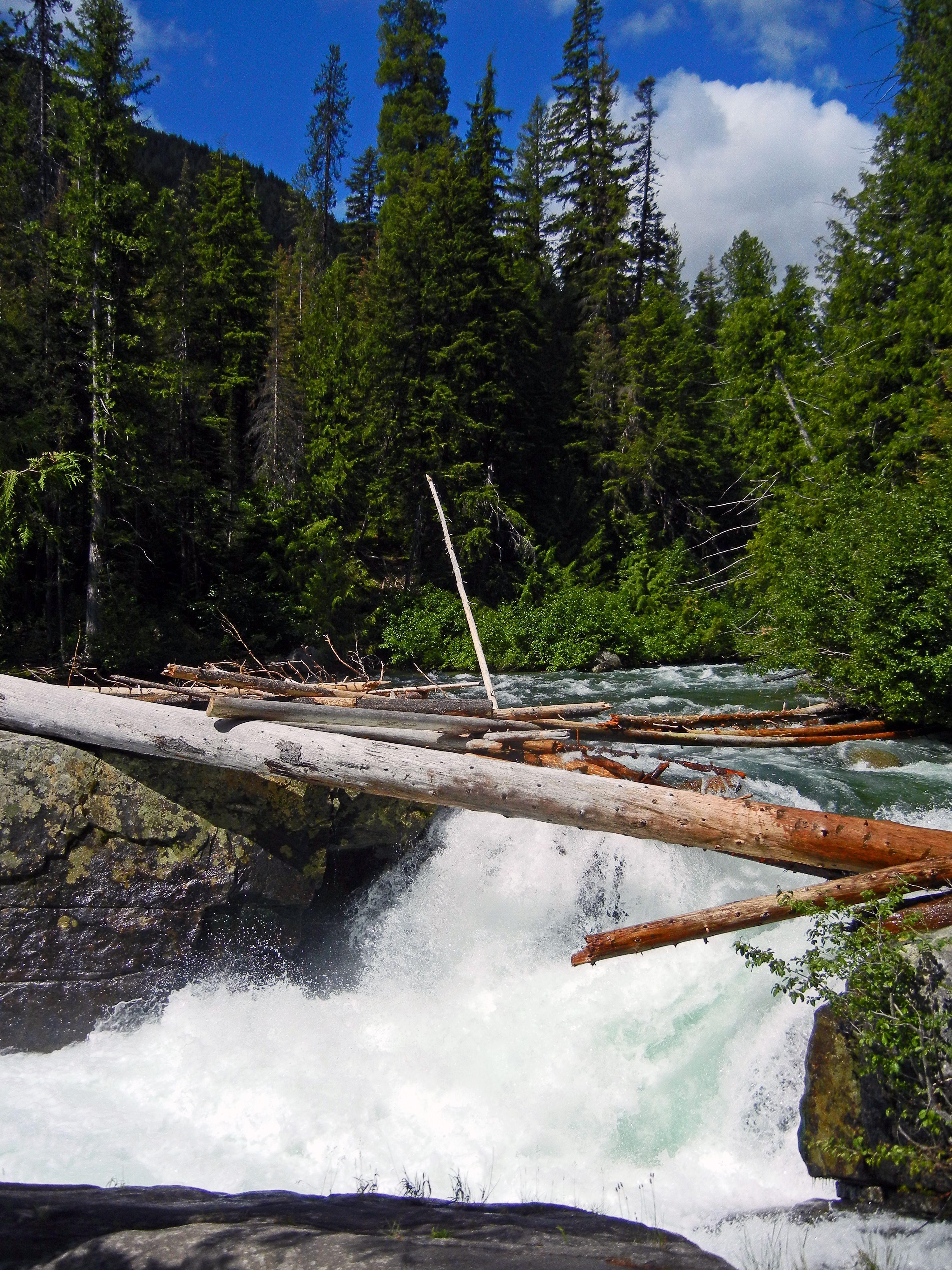 Entiat falls entiat river wa photo by phil west
