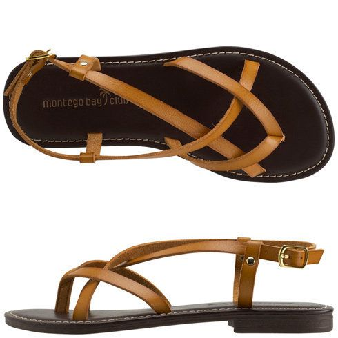 78cb44eea12d08 Montego Bay Club - Women s Nelly Strappy Sandal - Payless Shoes