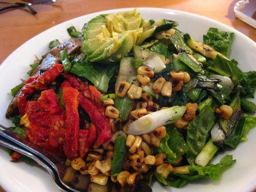 California Pizza Kitchen Copycat Recipes: Grilled Veggie Salad. Had ...