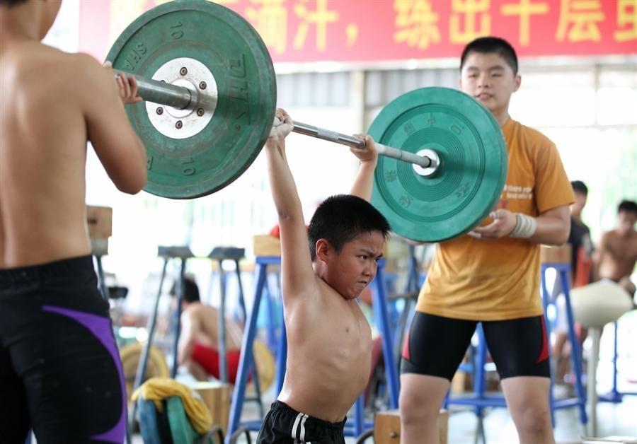 ¿Es verdad que el gimnasio de muy joven frena el crecimiento? 42a7b911d9266a02ebaebe42de14b0c4