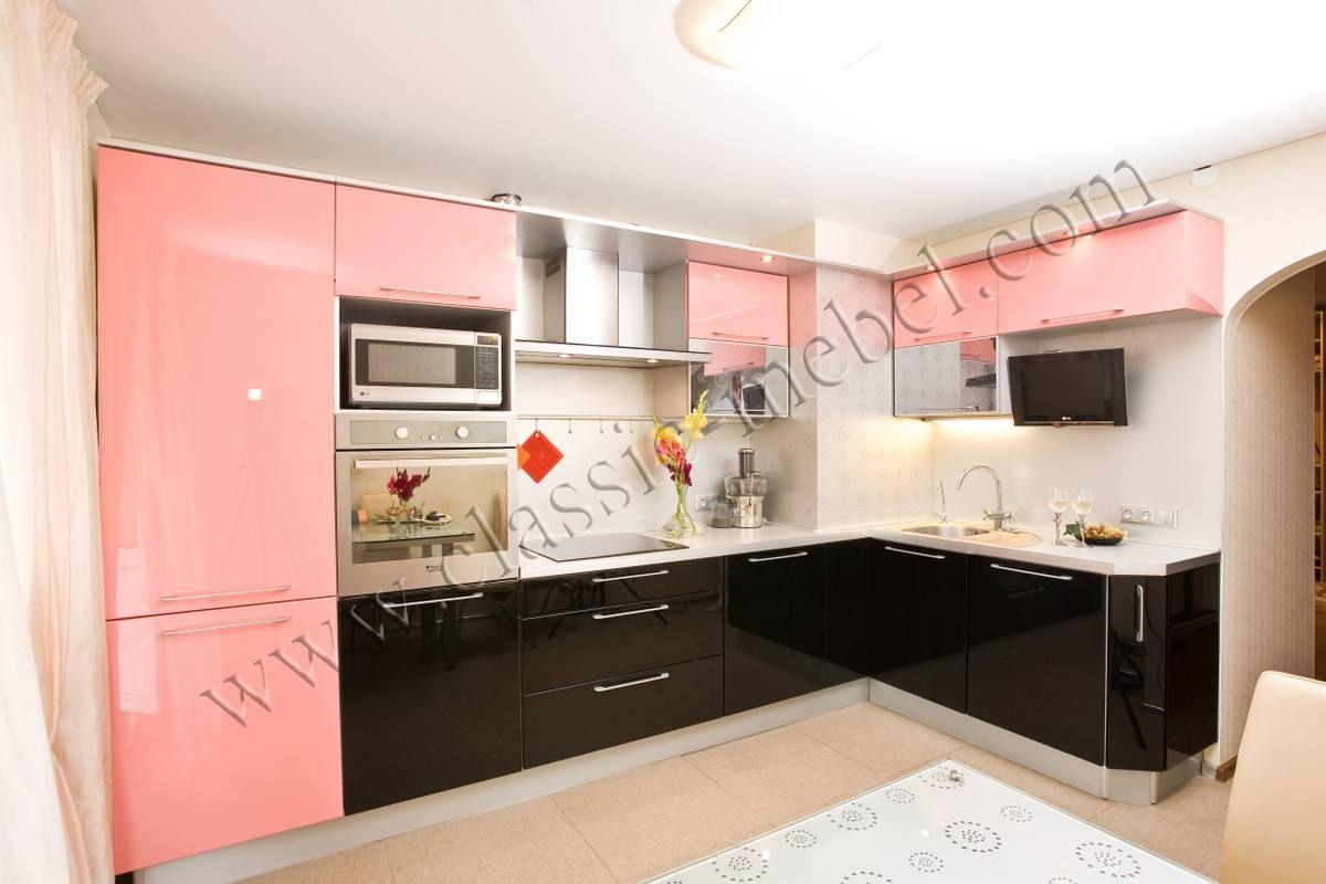кухня с телевизором дизайн фото 3