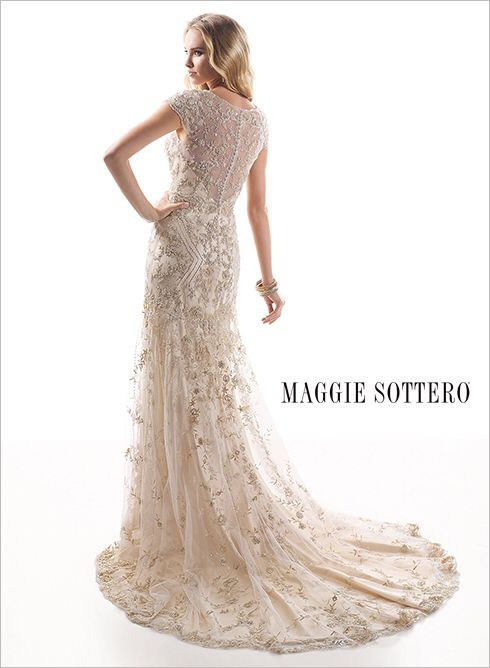 Wedding dress wedding dresses bridal gown bridal gowns for Maggie sottero couture wedding dress