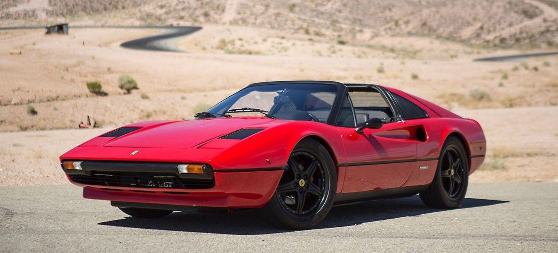 Electric GT: el primer Ferrari 308 GTS eléctrico es fruto de una combustión espontánea