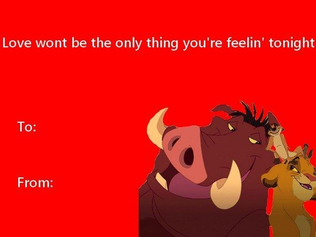 27 disney valentine s cards that will ruin your childhood will you