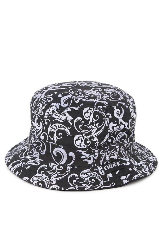 Original Chuck French Quarter Bucket Hat Mens Backpack Black One Black Backpack Men S Backpack Hats