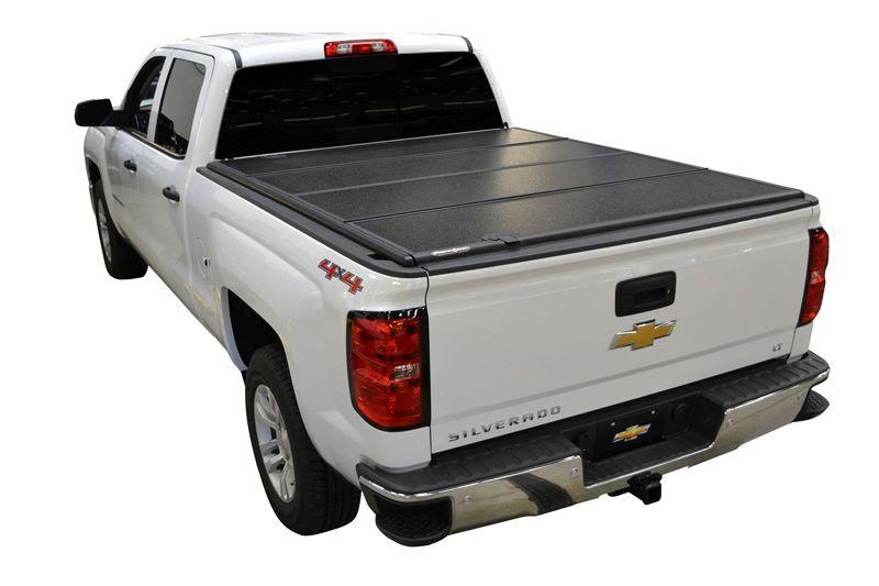 G4 Elite Fold A Cover 2014 15 Gm Silverado Sierra 6ft 6in Bed