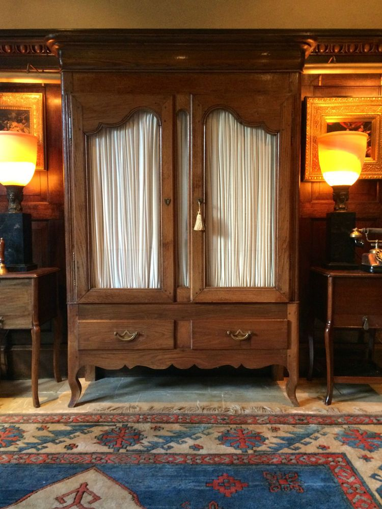 Doors · Stunning Antique French Double Door Armoire ...