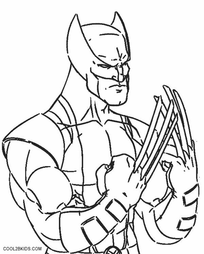 X Men Coloring Page Printable Free X Men Is Closely Related To The Existence Of Mutants On Earth Animal Coloring Pages Coloring Pages Printable Coloring Book