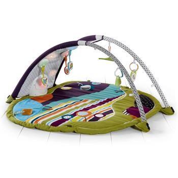 MAGIC Stargaze Playmat & Gym by Mamas & Papas ZARA HAD THIS! BLANKET OVER TOP, PERFECT DEN