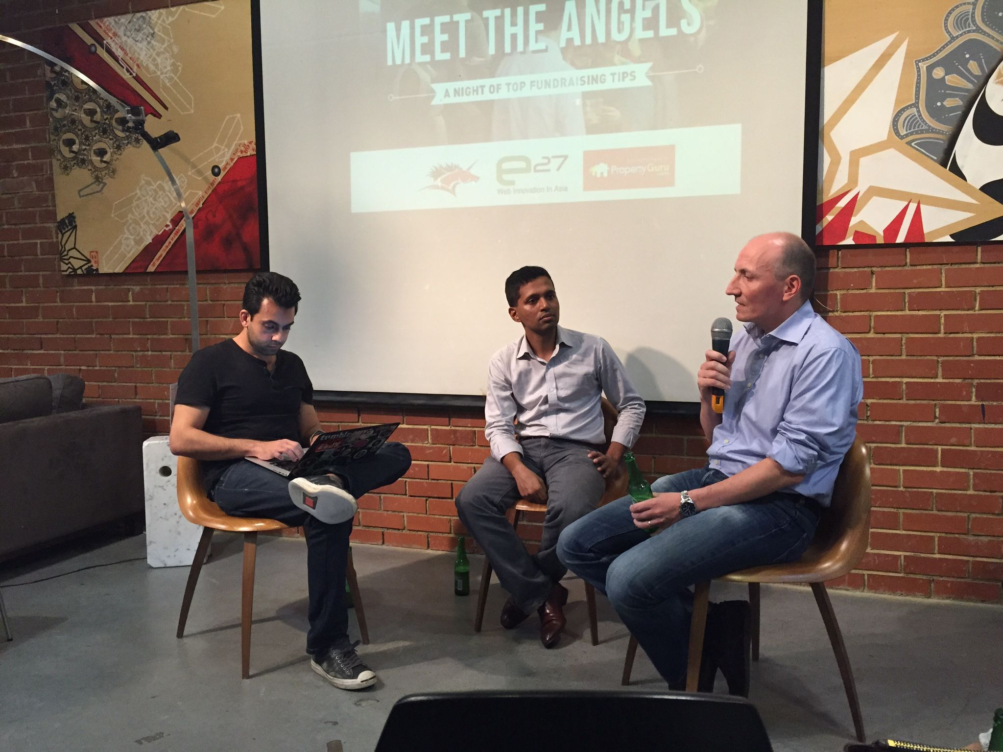 Investors' Advice to Startups in Lean Times Event