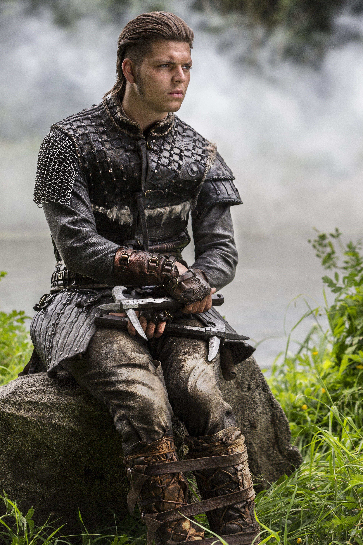Ivar Vikings Schauspieler