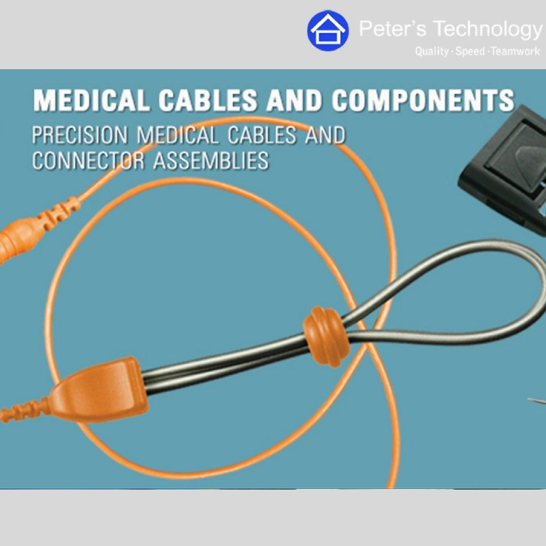 Use Best Medical Components To Monitor A Patient Properly Do You Require Customised Injection Molding Or Are You Looking For Standa Medical Technology Cable