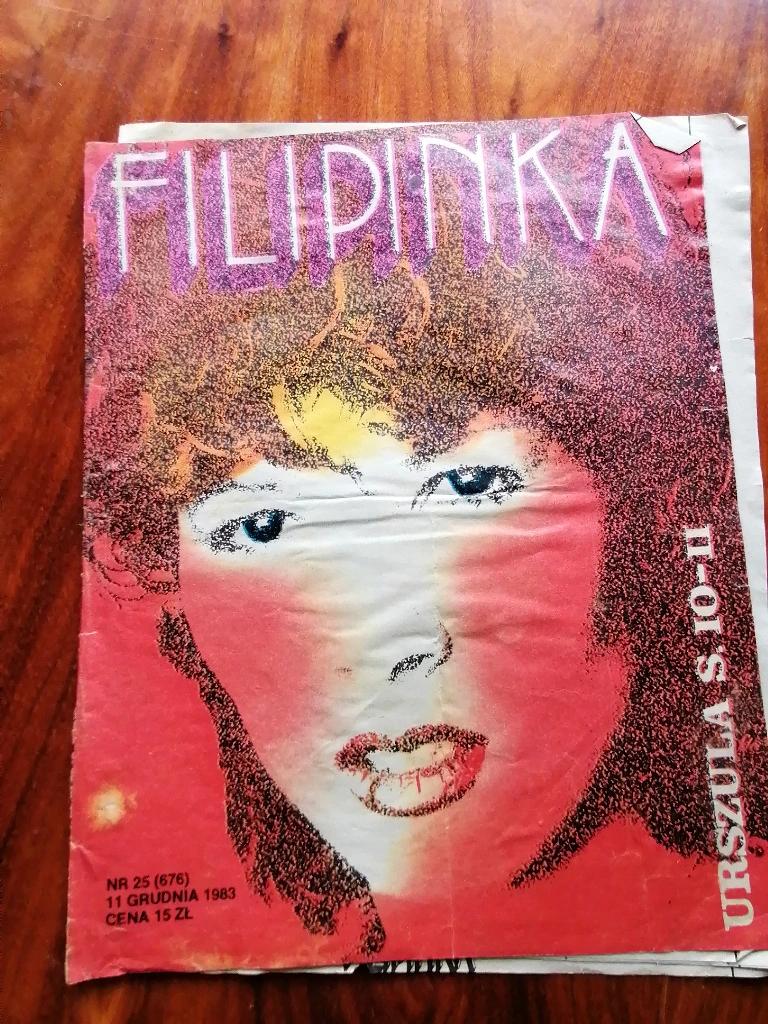 Licytacja Filipinka 8szt Czasopismo Prl Stare Budy Allegro Lokalnie Book Cover Art