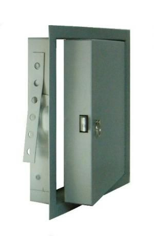 Fd Series 2 Hour Fire Rated Insulated Flush Access Panels For Walls With Images Access Panels Access Panel White Paneling
