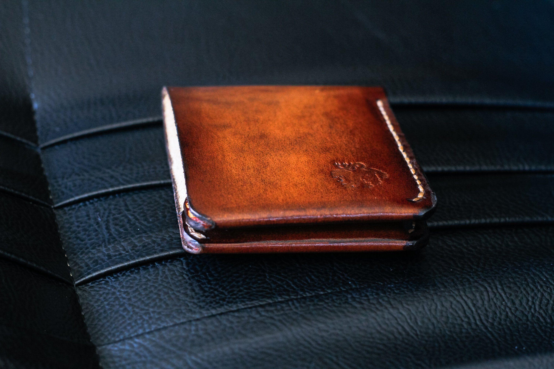 Minimalist Wallet Custom Mens Wallet Business Card Case Mens Leather Wallet Leather Card Holder Credit Card Holder Leather Wallet Men Custom Mens Wallets Leather Business Cards Leather Business Card Holder