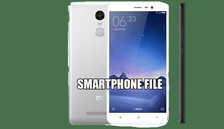 Xiaomi Redmi Note 3 Flash File Download | SMARTPHONE FILE
