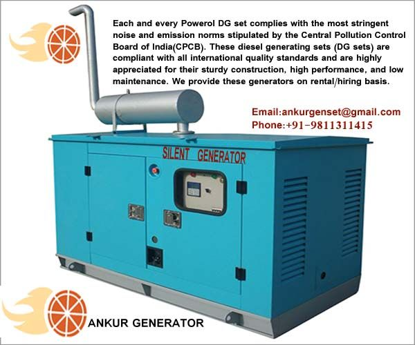 Http Generatorhiring Co In Silent Generator Low Maintenance Generation